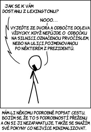 Kolmogorovy pokyny