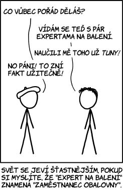 Experti na balení