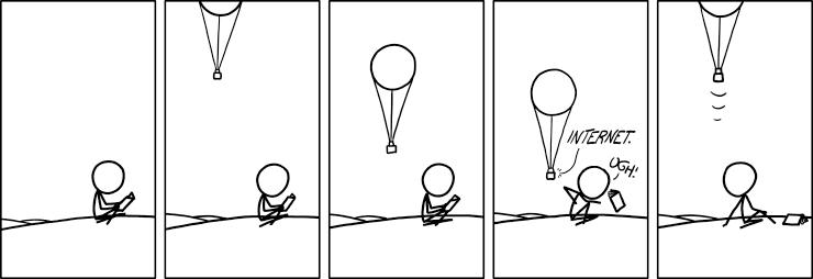 Balónový internet