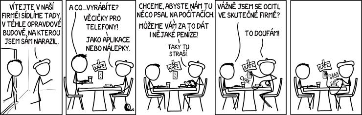 Pracovní pohovor