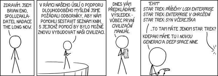 Civilizační manuál