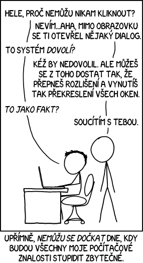 Technická podpora