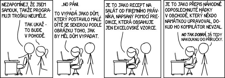 Kvalitní kód