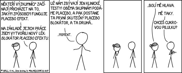 Blokátor placeba