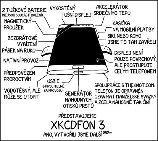 Xkcdfon 3
