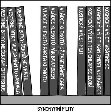 Synonymní filmy