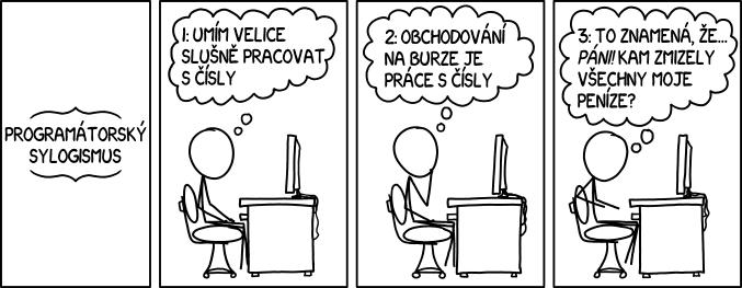 Programátorský sylogismus