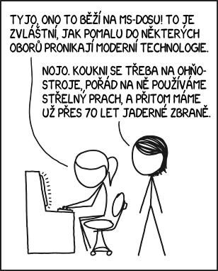 Zastaralé technologie