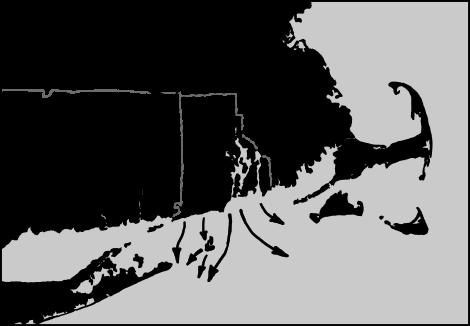 Exodus z Rhode Islandu